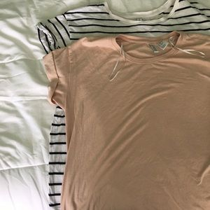 H&M t-shirt dresses